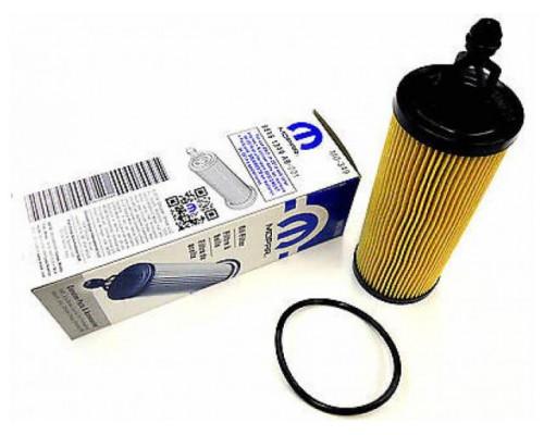 Масляный фильтр для автомобилей Dodge, Chrysler, Jeep
