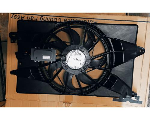 Диффузор вентилятор радиатора JEEP Cherokee KL 2014-2018
